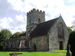 WORKING WITH LISTED & HISTORIC BUILDINGS. content-rowington-church